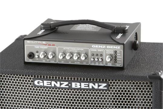 Genz Benz Shuttle 6.2-12T Combo