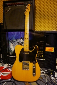 golden-cage-guangzhou-band-telecaster